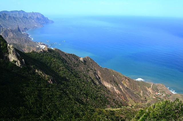 Wild Anaga landscape, Tenerife