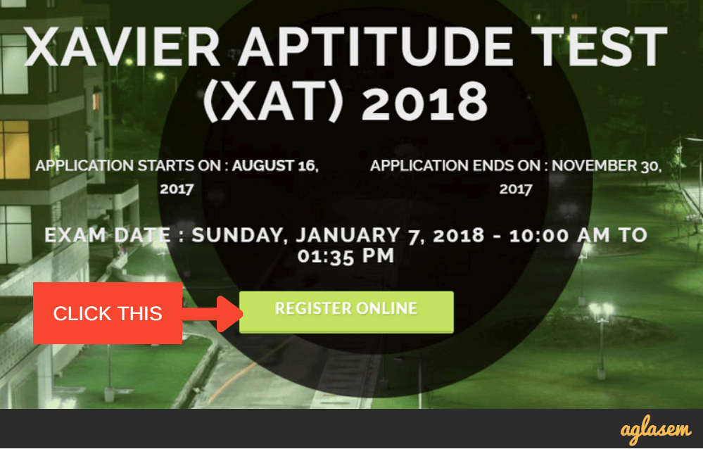 XAT Application Form 2018 (XLRI XAT)