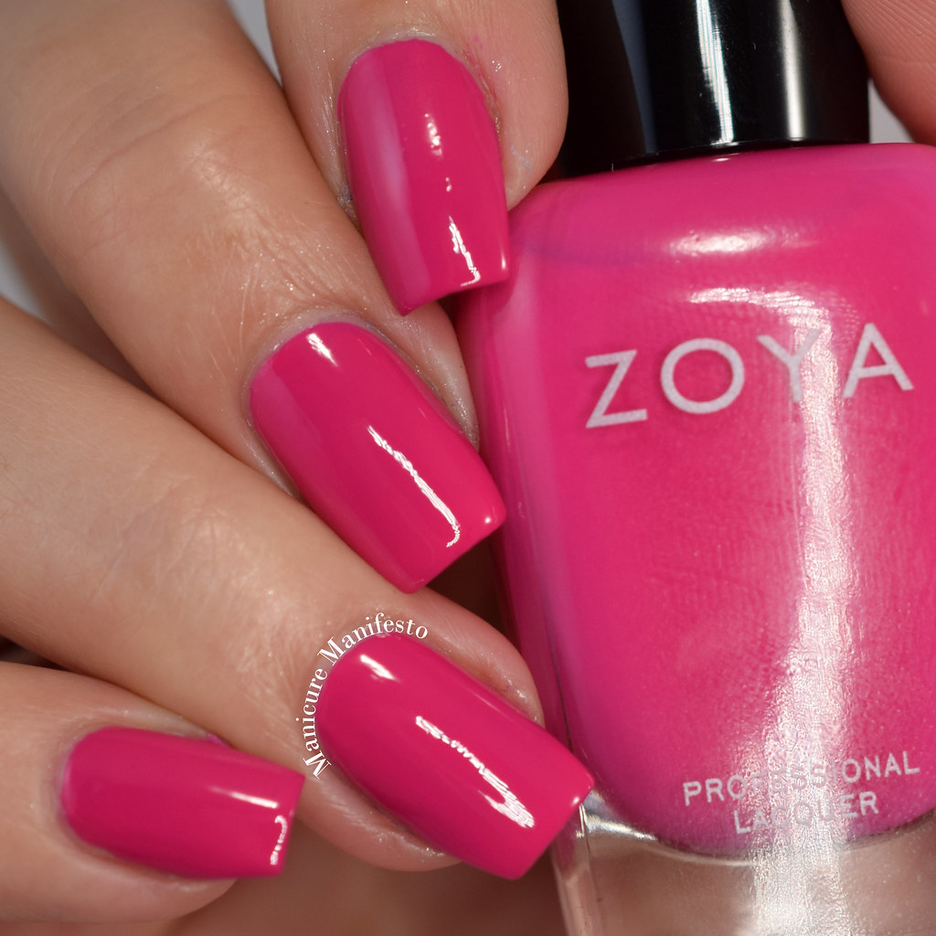 Zoya Part Girls swatch