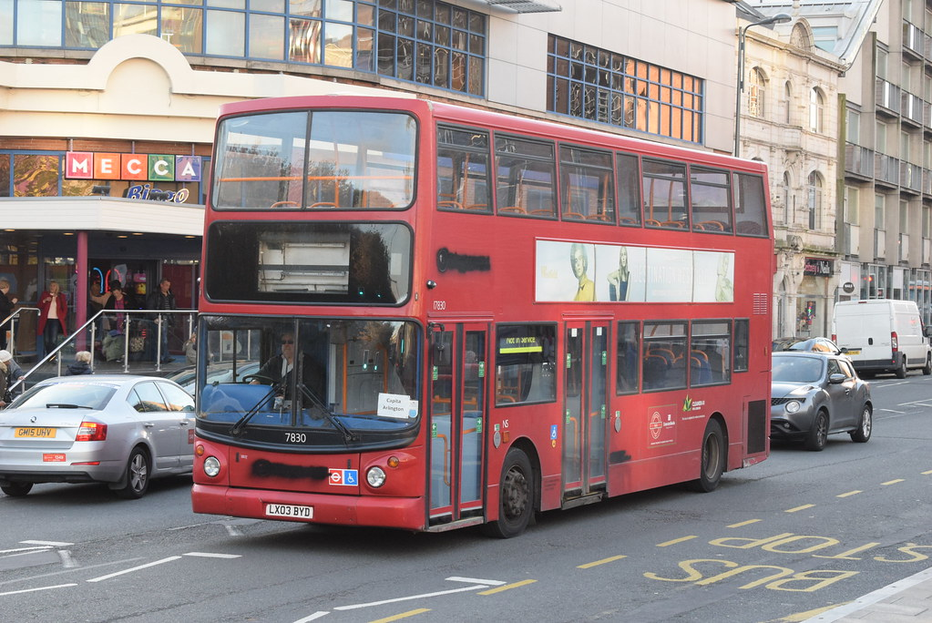 ... TC 17830 @ Leeds City bus station | by ianjpoole