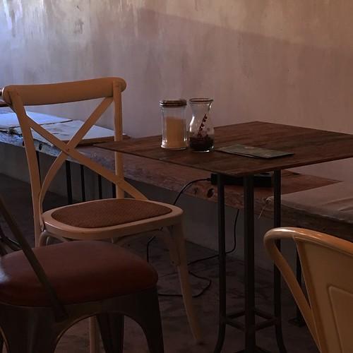 color #coffetable #cafe #berlin...