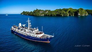 Barcos de vida a bordo de Palau
