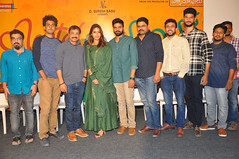 MentalMadhilo Movie Pressmeet Stills