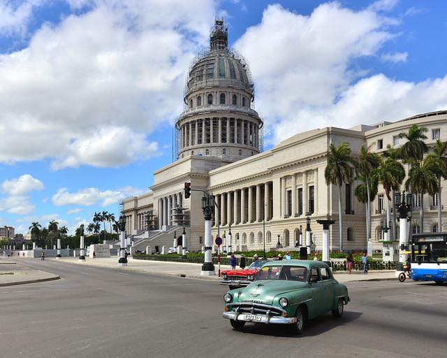 Capitolio de La Habana