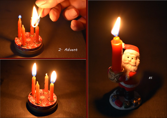 10. Dezember 2017 ... 2. Advent ... Fotos: Brigitte Stolle