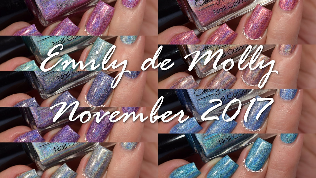 Emily De Molly November 2017 collection