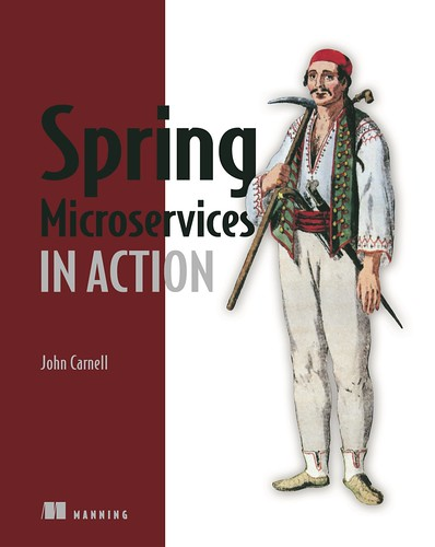 Spring Microservices in Action, par John Carnell