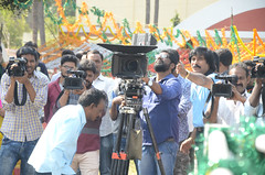 Veerabhadra Creations Production No 2 Movie Opening Stills