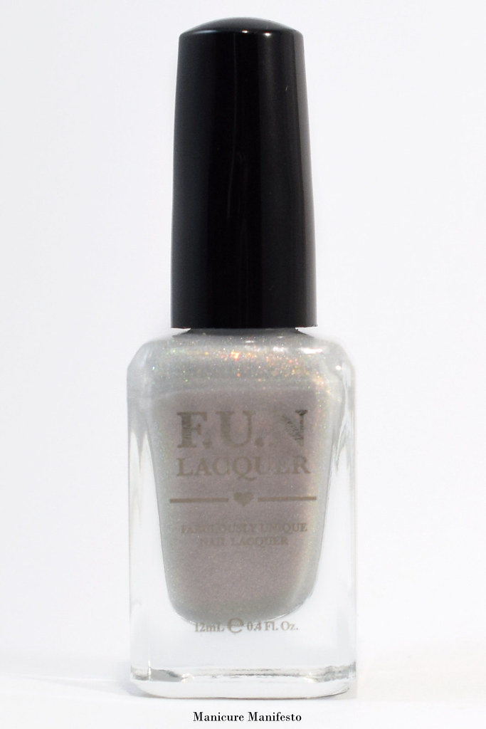 FUN Lacquer Flashing Lights review