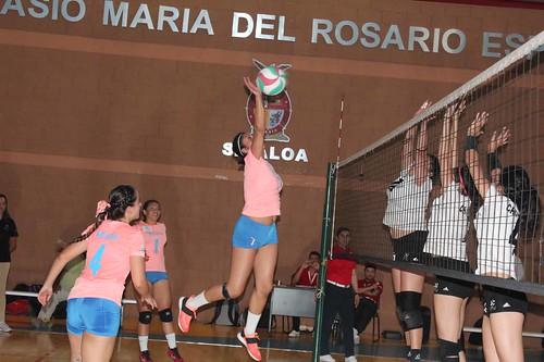IUAS Sinaloa avanza invicta a cuartos de final