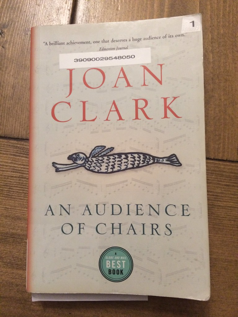 An Audience of Chairs book
