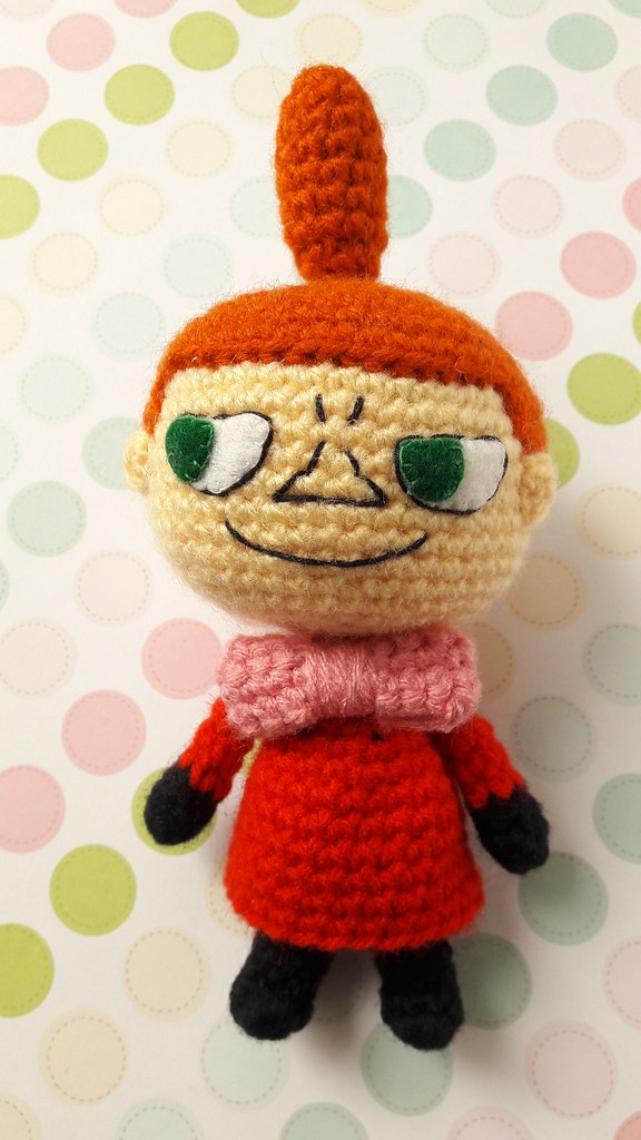 Little My | Patrón/Pattern: Little My from The Moomins by am… | Flickr