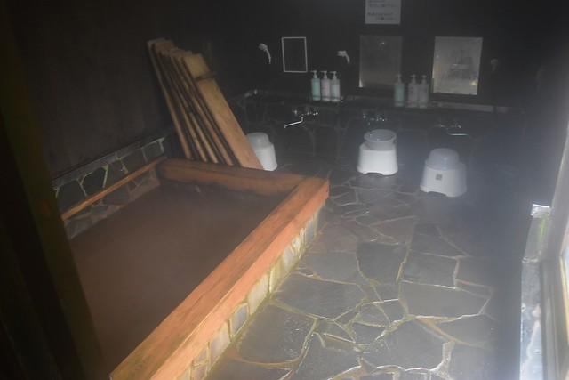 朝日鉱泉の温泉