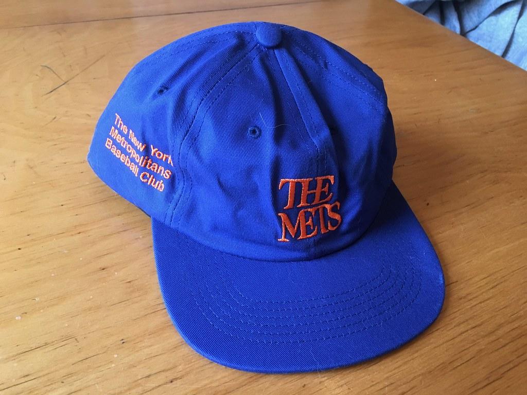 """A """"The Mets"""" snapback baseball cap 3107d6ad5890"""