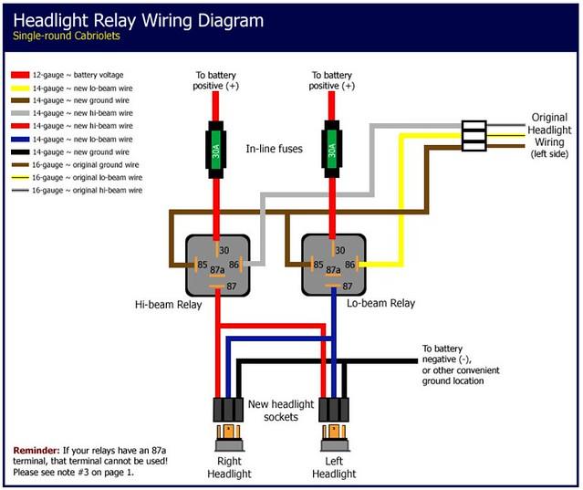 Astounding Drl Relay Wiring Wiring Diagram Wiring Cloud Hisonuggs Outletorg