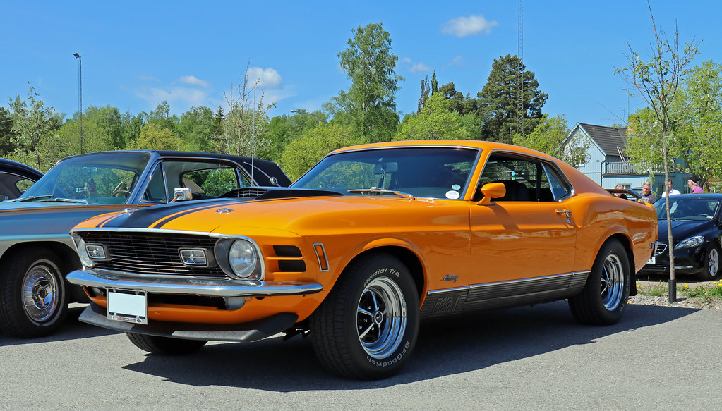 1970 Ford Mustang Mach 1 Awol Thanks For Over 2000000 Views