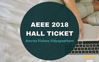 AEEE 2018 Admit Card | AEEE 2018 Hall Ticket - Download Here