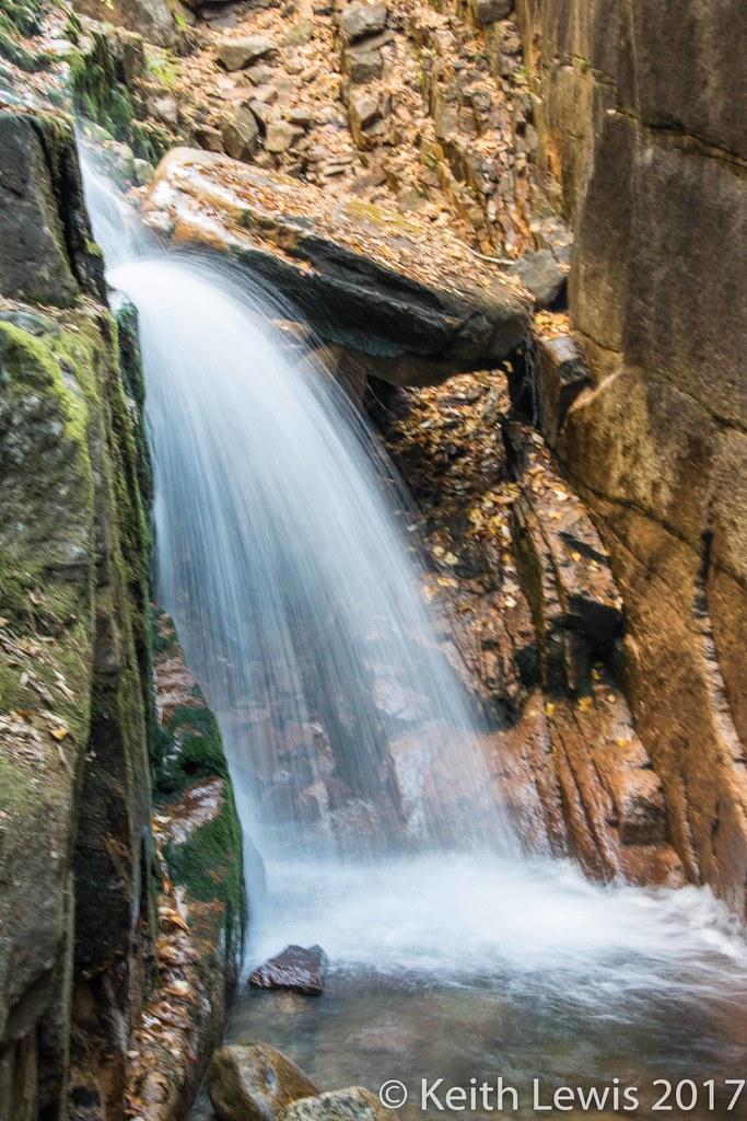 Flume Gorge Franconia Notch State Park X The White