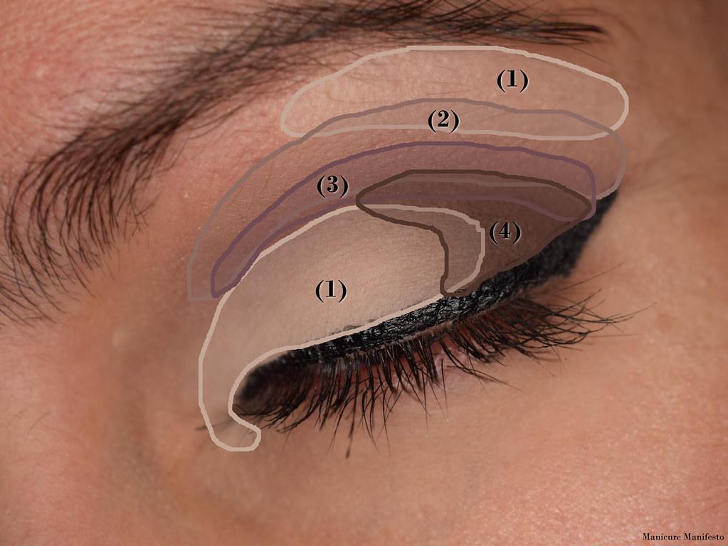 purple eyeshadow tutorial