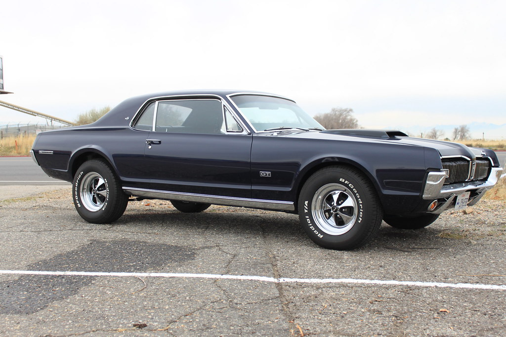 1967 xr7 cougar