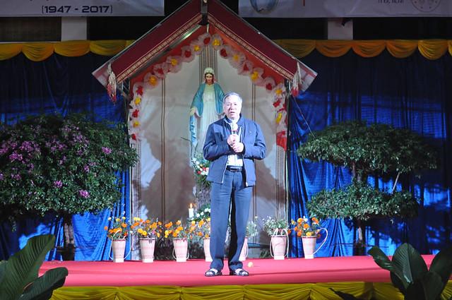 Hội Dòng Ảnh Phép Lạ Kon Tum Mừng Kỷ Niệm 70 Năm Thành Lập Và Mừng Hồng Ân Khấn Dòng - Ảnh minh hoạ 4