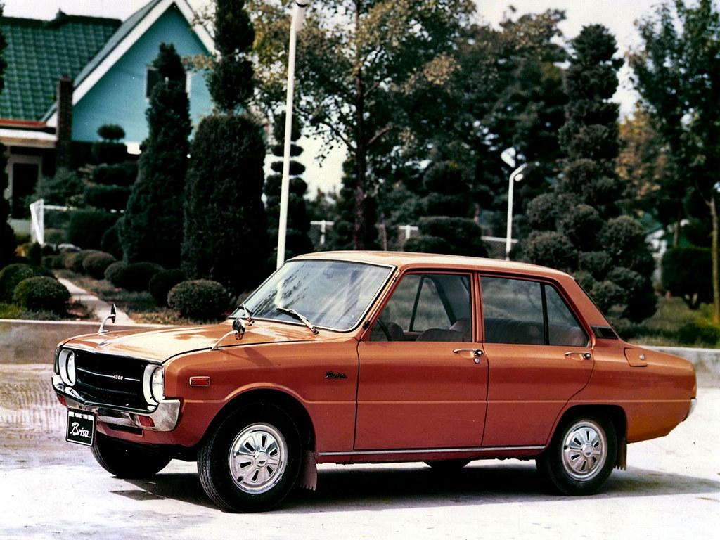 New Mazda 6 >> 1974 Kia Brisa ( Mazda 1300) Press Photo - South Korea | Flickr