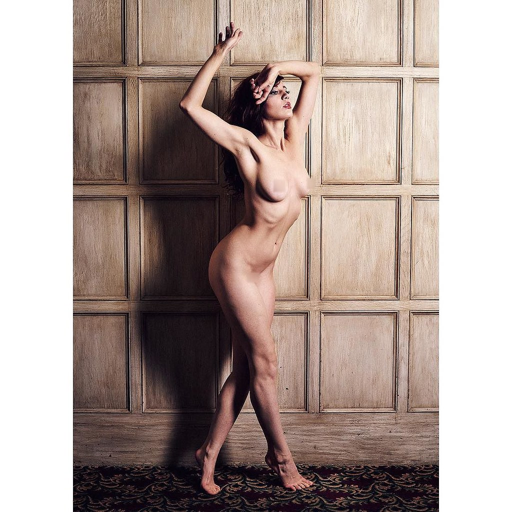 Untitled nude. With @lalunetta Assistant @littlemaggiemay.… | Flickr