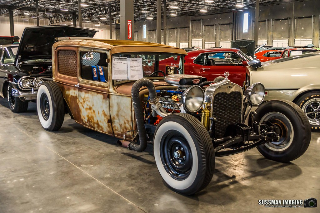 1931 FORD MODEL A RAT ROD | Restored and for sale, rust incl… | Flickr