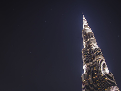 From Burj to the Stars | by Niklas H. Braun