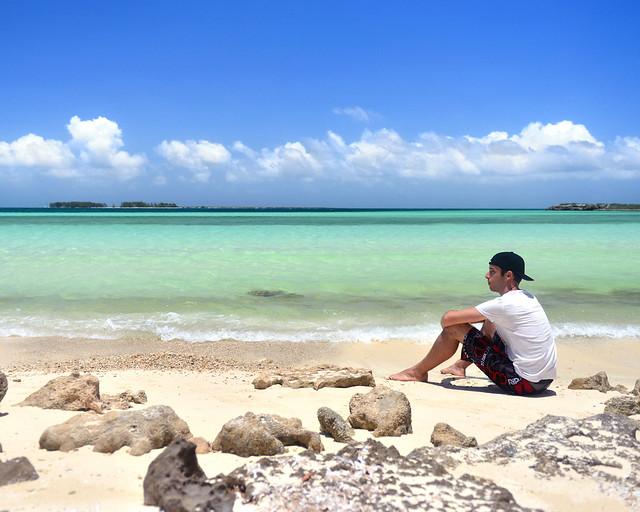 Caribe Cubano en el norte de la isla