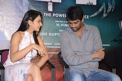 Khakee Movie Successmeet Stills