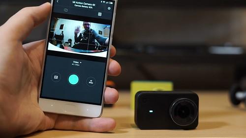 Xiaomi Mijia 4K   pigiausia, geriausia 4K kamera už 66 Eur!