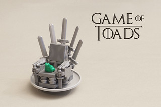 Game Of Toads Christmas Ornament | by Dr. Zarkow