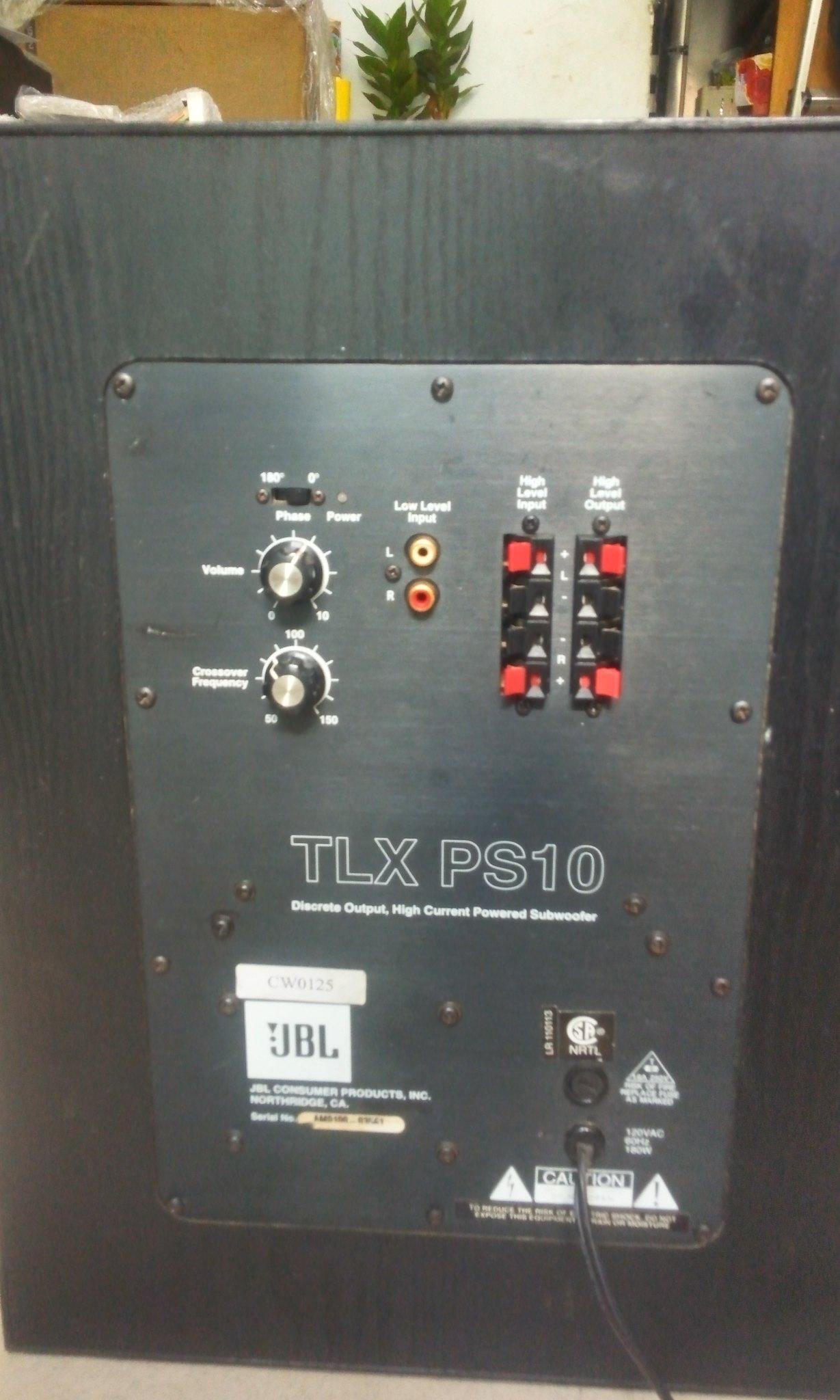 NHO AUDIO-Chuyên loa sub điện -ampli -loa  mỹ -anh - 37