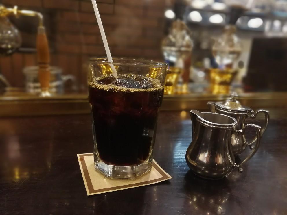 スペシャルアイスコーヒー