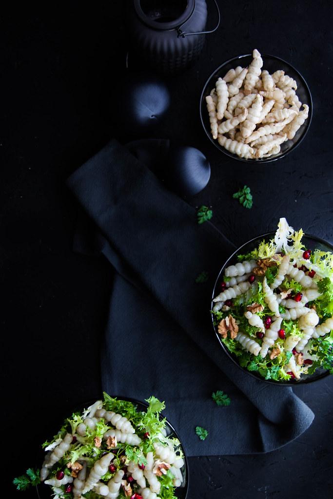 Salade composée fêtes