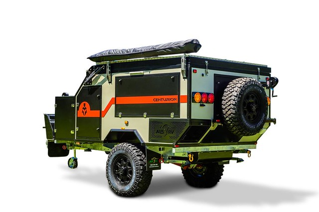 Centurion Off Road Camper Trailer