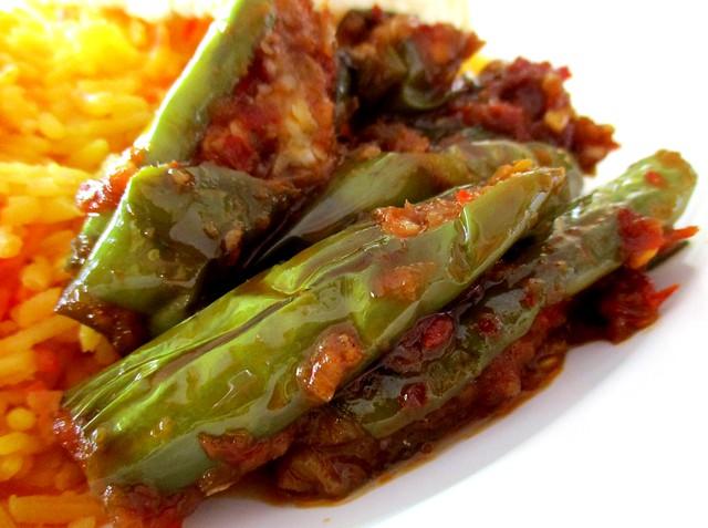 Sri Pelita sambal terung
