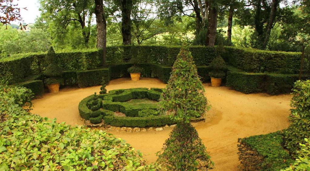 jardins de manoir deyrignac by nuriampascual - Jardin D Eyrignac