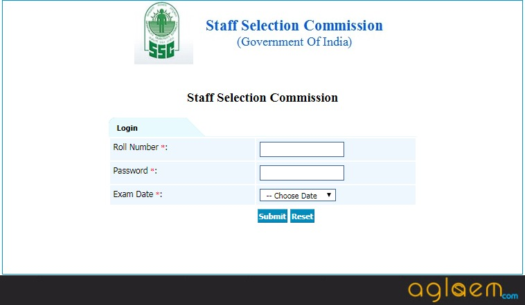 SSC MTS Answer Key 2017 for Paper 1 Released   Download Here
