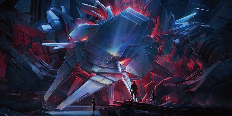 171120 - 機械哥吉拉宣告登場!劇場版二部曲《GODZILLA -決戰機動增殖都市-》海報公開、預定2018年5月上映!