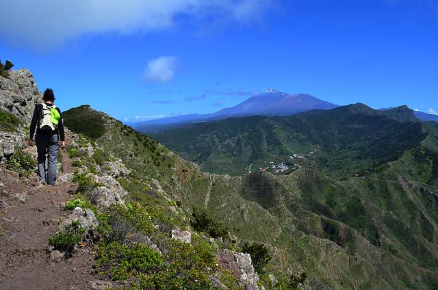 Teide and Teno Massif, Tenerife