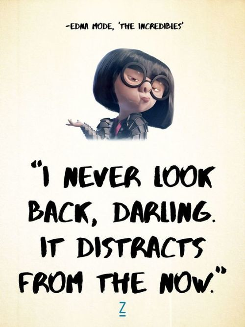 Never Look Back Quote - move on quotes for him