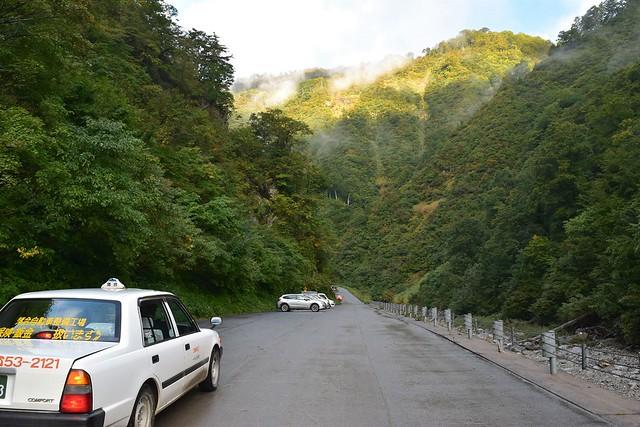 泡滝ダム・大鳥登山口
