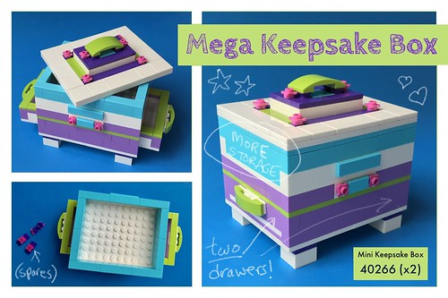 Mega Keepsake Box! | by SuzEaton