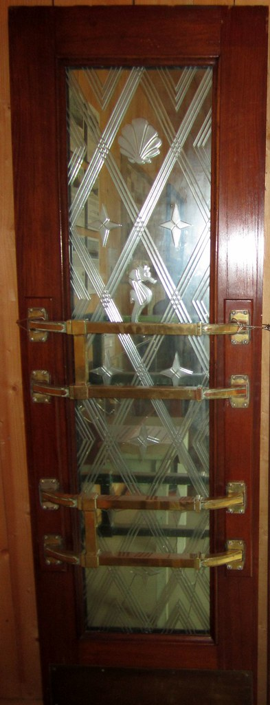 ... Abby Doors | by PEI Museum and Heritage & Abby Doors | The salon doors from the MV Abegweit I which we\u2026 | Flickr