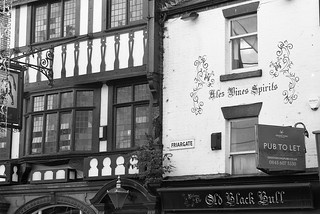 The Old Black Bull Preston | by Man with Red Eyes