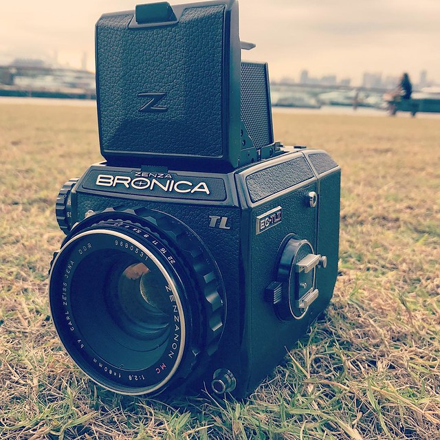 Zeiss Jena 80mm f2.8 MC 碧浪蔡司