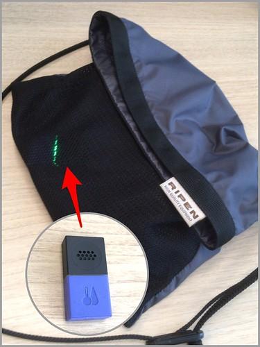 MESH 温度と湿度のログを取る