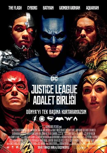 Justice League: Adalet Birliği - Justice League